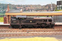 12824 LMS Stanier class 4P 2-6-4T 42577