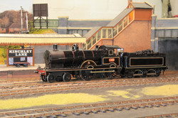 LNWR 'Precursor' class 1309 'Shamrock'