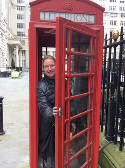 Butcher in a Box (phone Box that is)