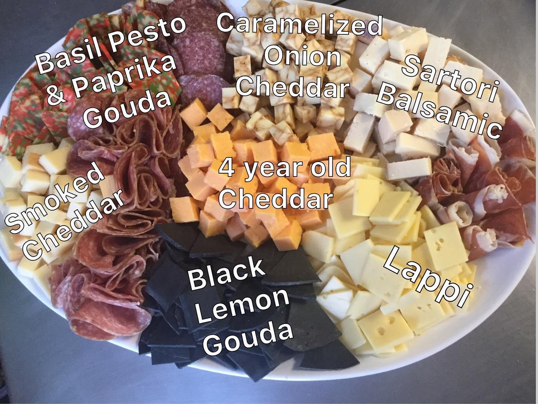tasty platter
