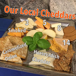 Local Cheddars