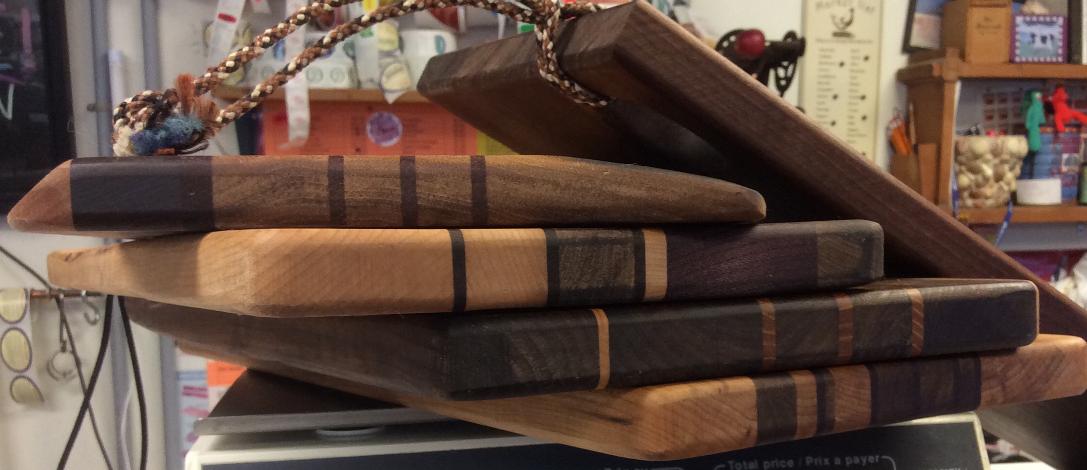 Locally Crafted Cutting Boards