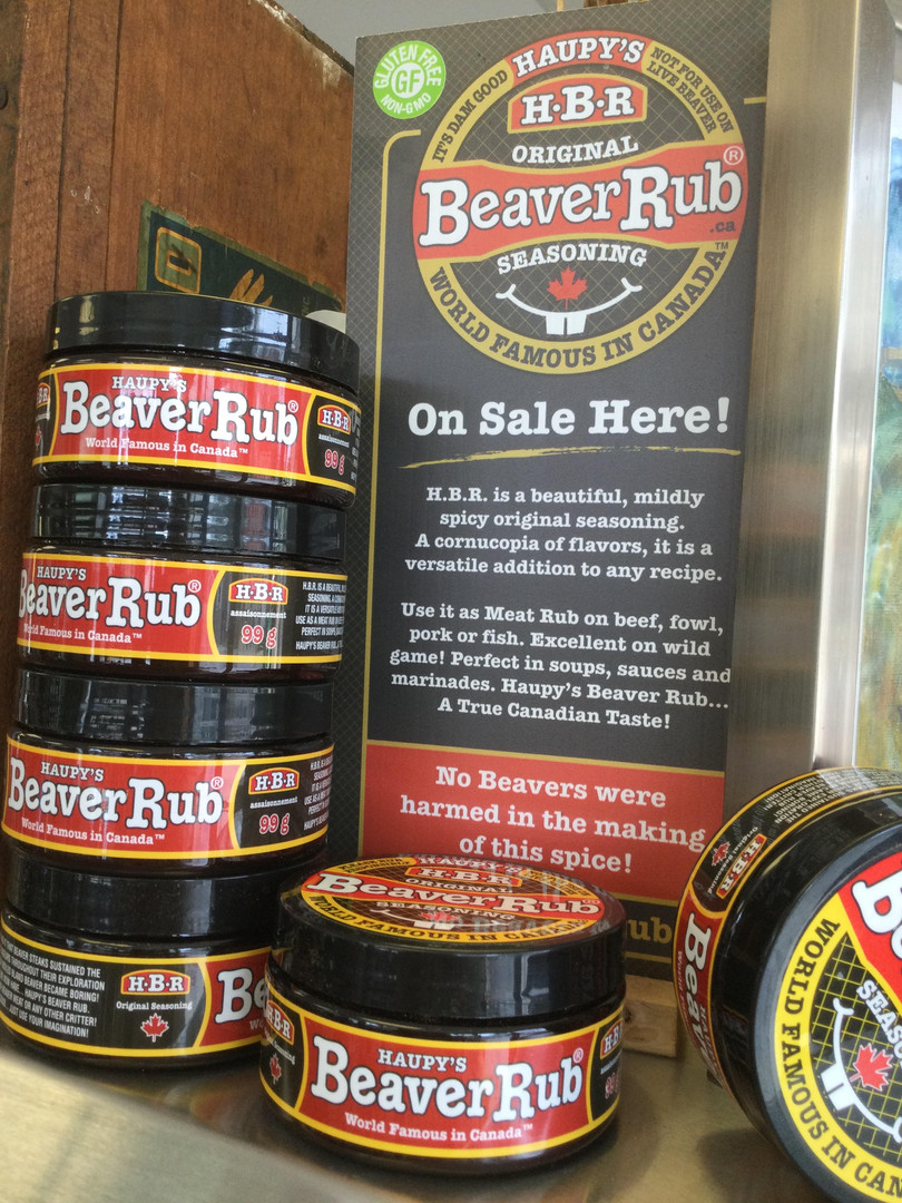 Haupy's Beaver Rub