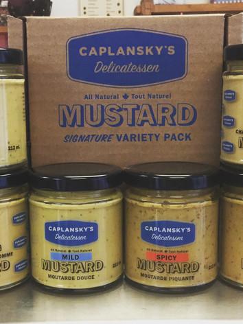 Caplansky's Mustards