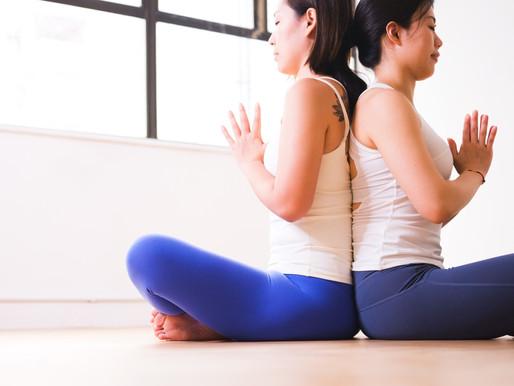 選擇對的瑜伽班,開始你的 YogaStory