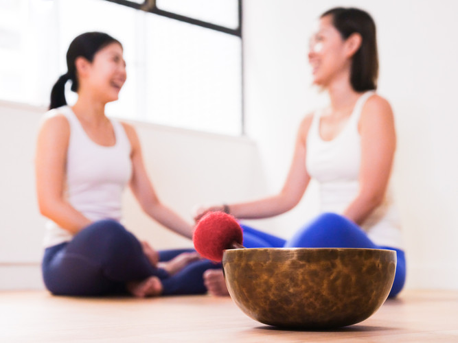 Chatting Singing Bowls