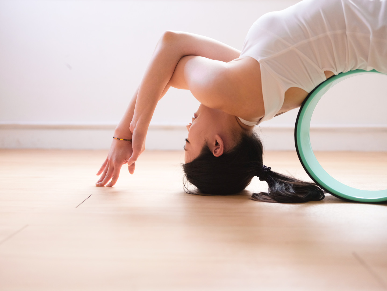 Gube Yoga Wheel