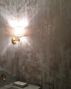 Connie Harris Art Wall Finish