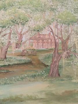 Bayou Country Mural