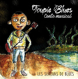 CD TOUPIE BLUES