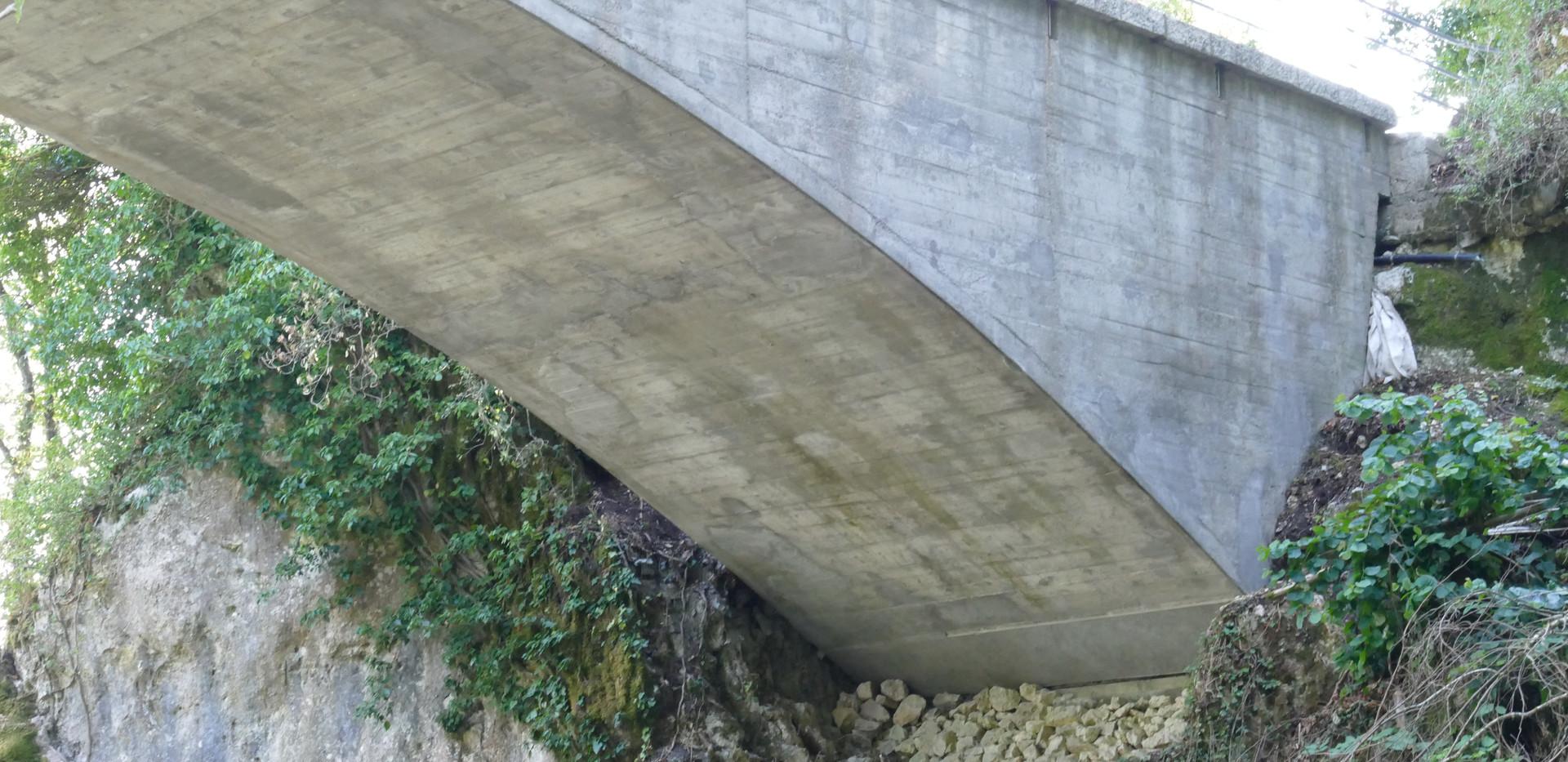 Maillart-Brücke, Twann