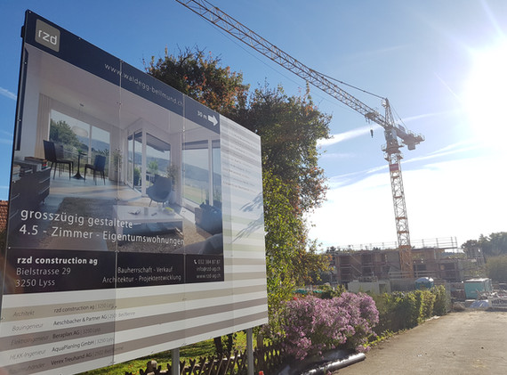 Wohnüberbauung Waldegg