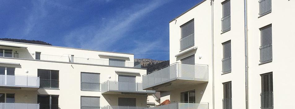Wohnüberbauung Wissbächli