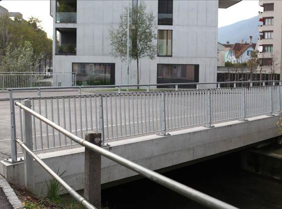 Brücke Jurastrasse, Madretsch-Schüss