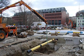 Infrastrukturbau / Tiefbau