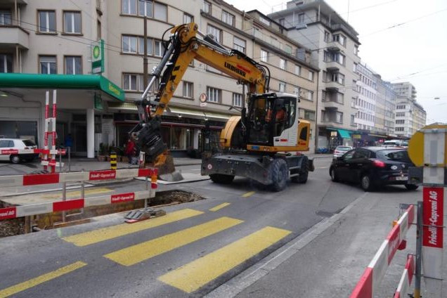 Uraniaplatz, Biel