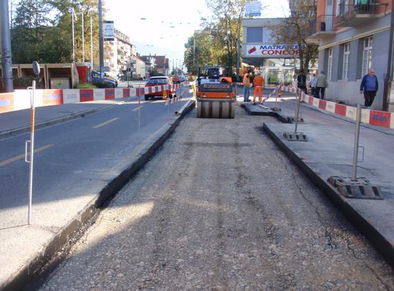Madretschstrasse, Biel