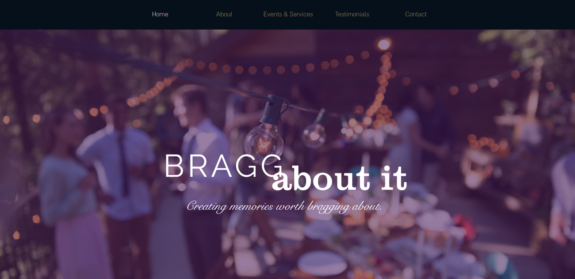 BRAGG About It Events