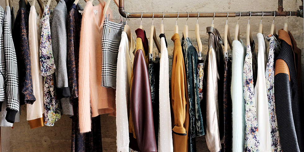 Sustainable Fashion Styling and Clothes Swap