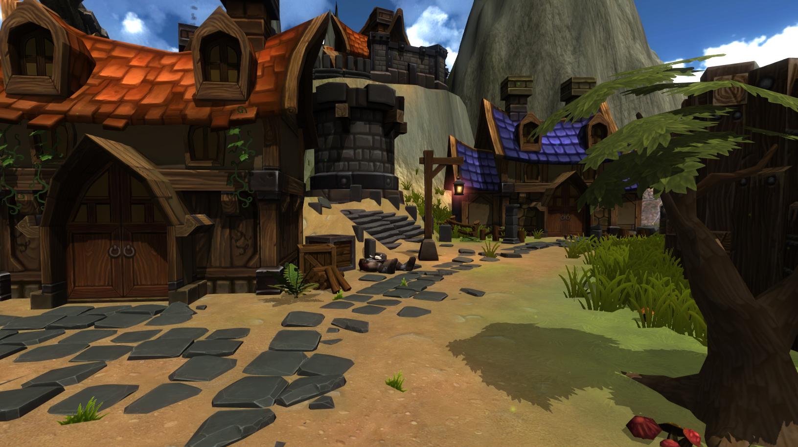 Lower Village