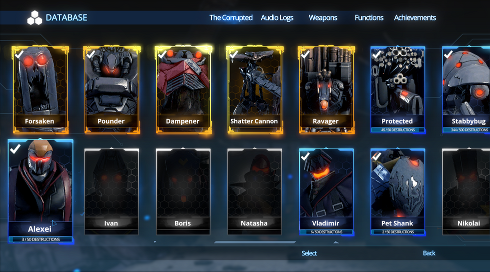 AI Cards Collection (Metagame)