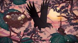 Vethrfolnir and the Nameless Eagle