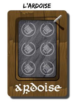 Visual of Ardoise
