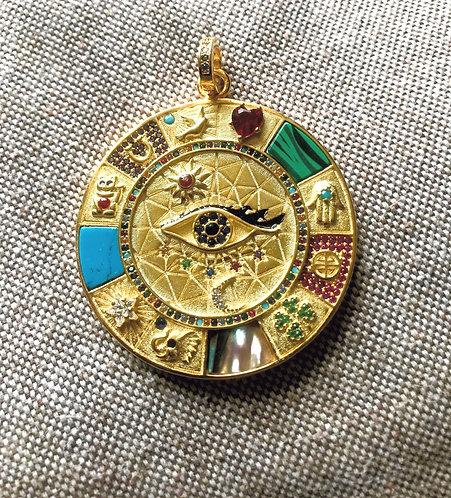 Amulette 3ème Oeil