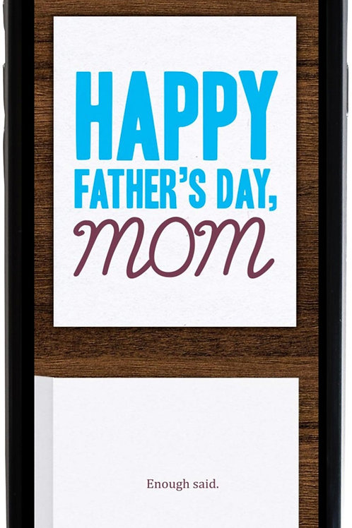 Father's Day, Mom