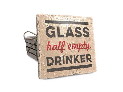 Glass Half Empty Drinker