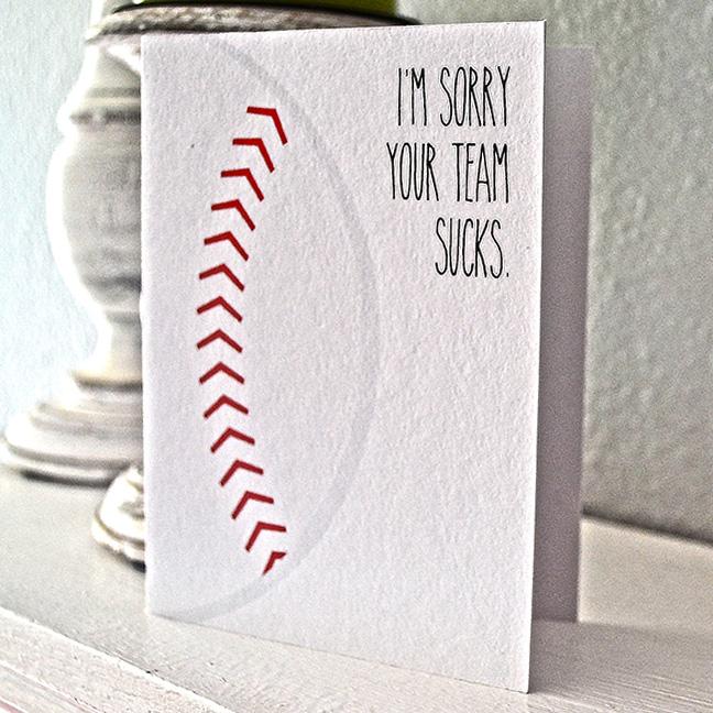 Unfiltered - Team Sucks Baseball