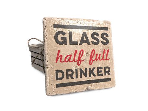 Glass Half Full Drinker