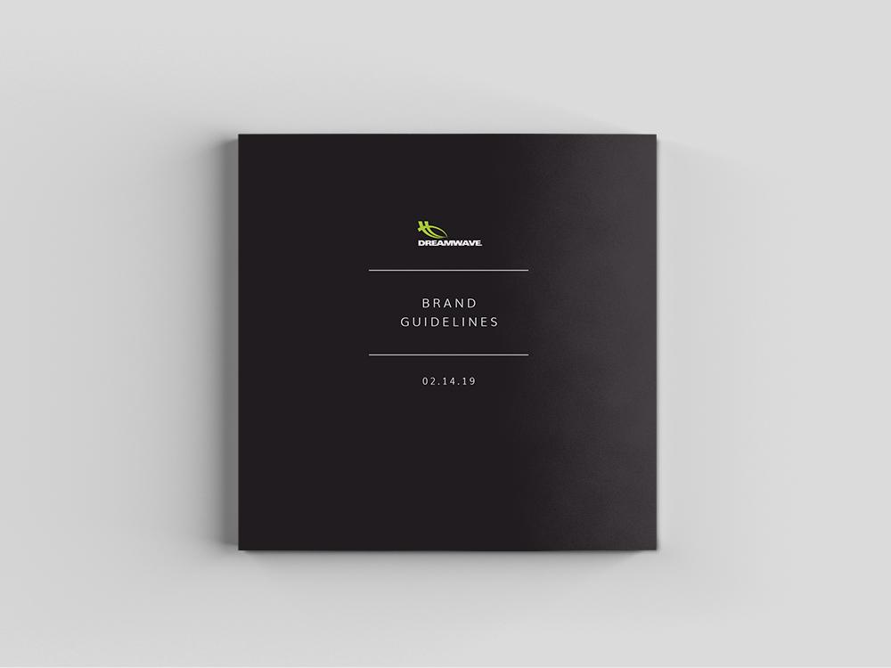 DreamWave Brand Book