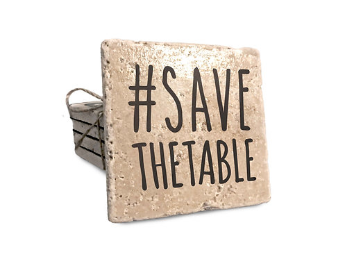 Save the Table