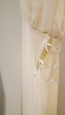 Andrea : sleeve detail