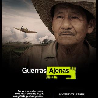 HBO - Guerras Ajenas (2015)