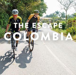 Estevan Chavez Escapes Colombia