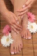 Manicured Hands & Feet