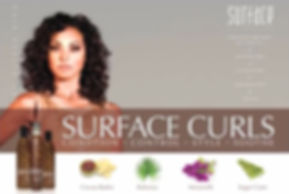 Surface Curls