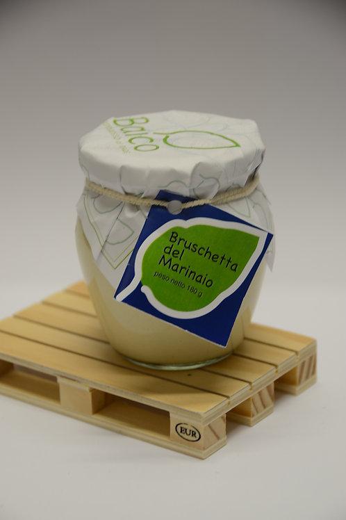 Bruschetta del Marinaio-Garlic & Anchovies
