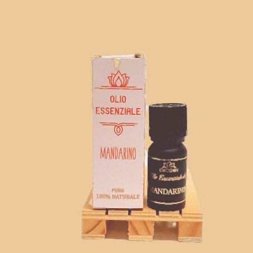 Olio essenziale al Mandarino