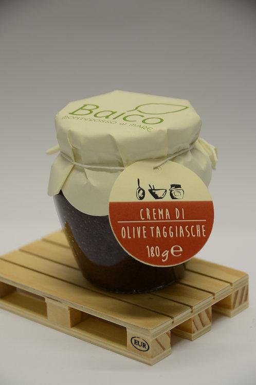 Paté di Olive Taggiasche-Olives cream