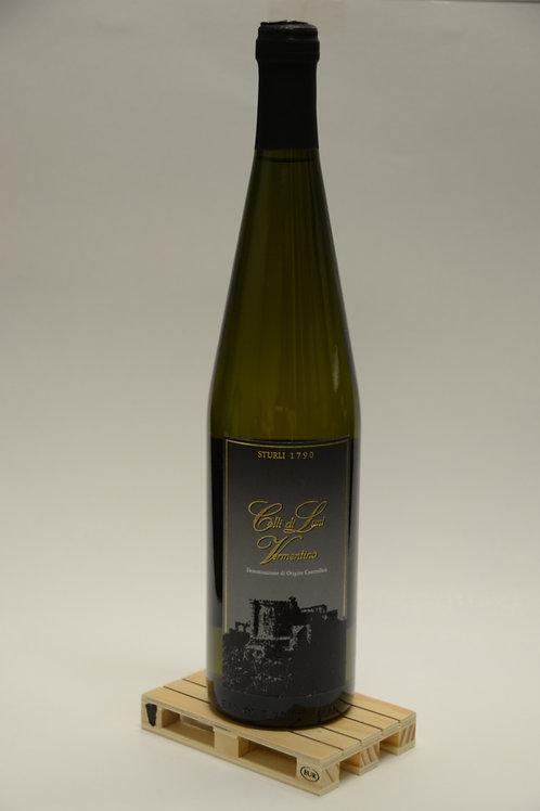 Vermentino Colli di Luni DOC - White wine