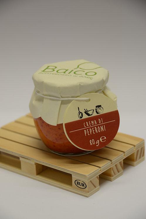 Crema di Peperoni-Red pepper cream