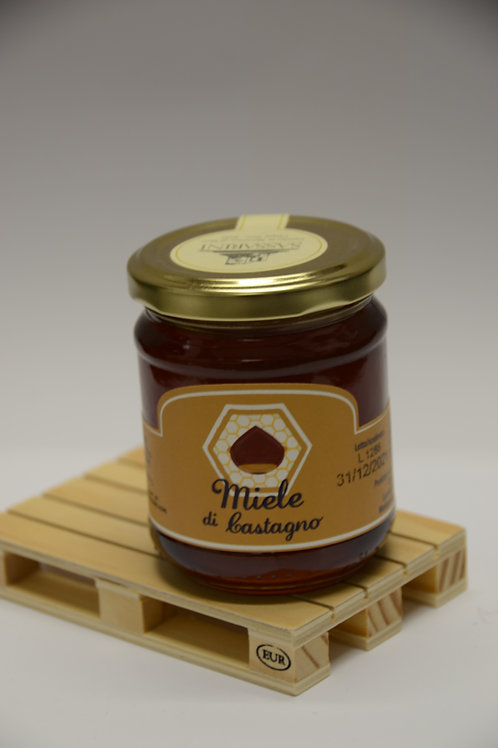 Miele di Castagno-Chestnut Honey