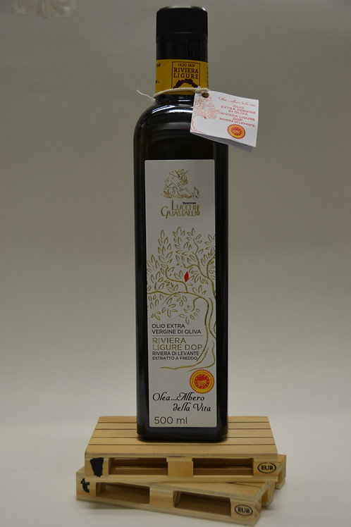 Olio Extra Vergine di Oliva Riviera Ligure-Extra Virgin Olive oil PDO