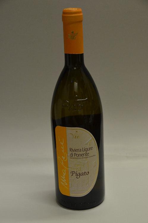 Vino bianco Pigato Biologico - White wine BIO Pigato