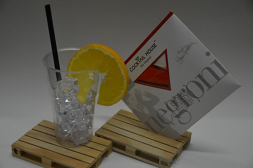 "n° 2 Cocktail ""Negroni"""
