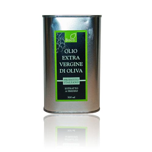 Olio Extra Vergine di Oliva - Extra virgin olive oil