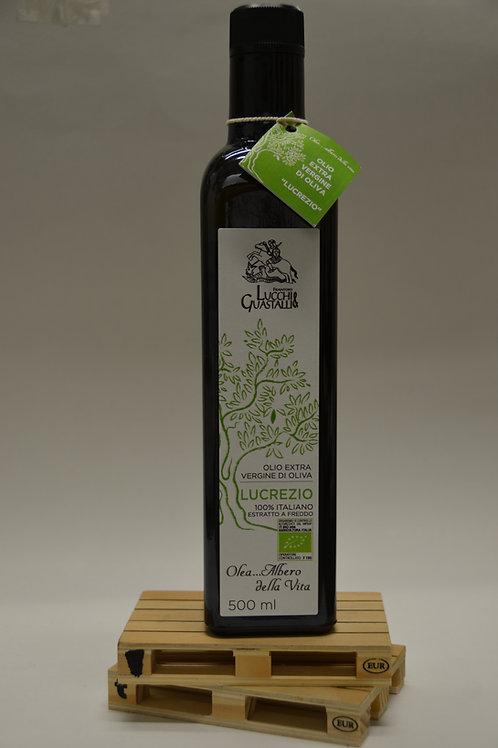 Lucrezio-Olio Extra Vergine di Oliva- Extra Virgin Olive Oil